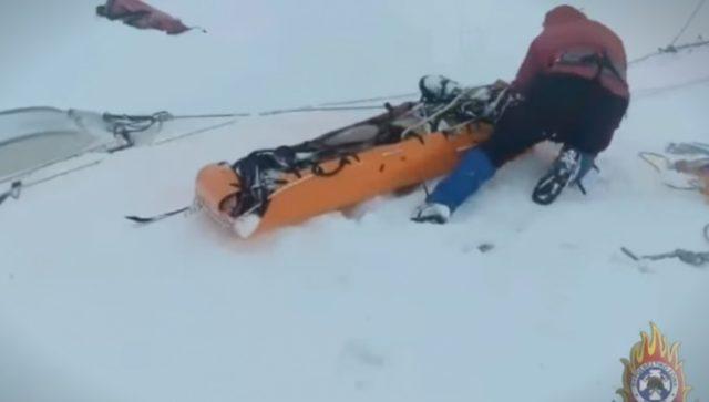 Се огласија фамилиите на загинатите планинари Калина и Александар