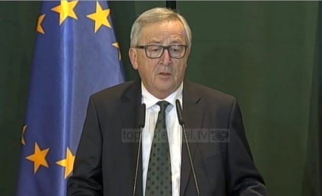 Јункер: Не сум рекол дека Србија и Црна Гора мораат во ЕУ во 2025-та