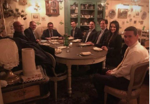 Мицкоски се сретна на претседателот на американската Републиканска партија