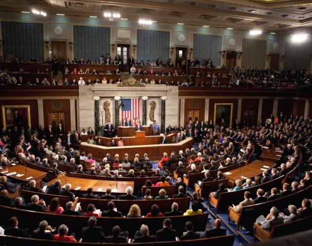 """Сенатот ја """"блокираше"""" Владата на САД"""