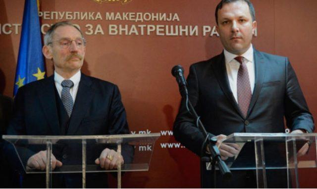 Спасовски: Македонија и Унгарија ќе соработуваат во спречување на насилниот екстремизам и тероризам