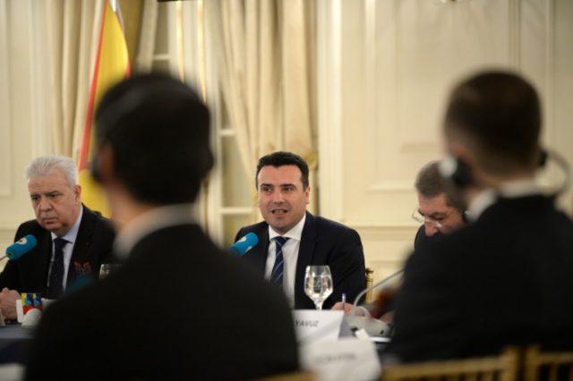 Заев посакува трговијата со Турција да достигне милијарда евра