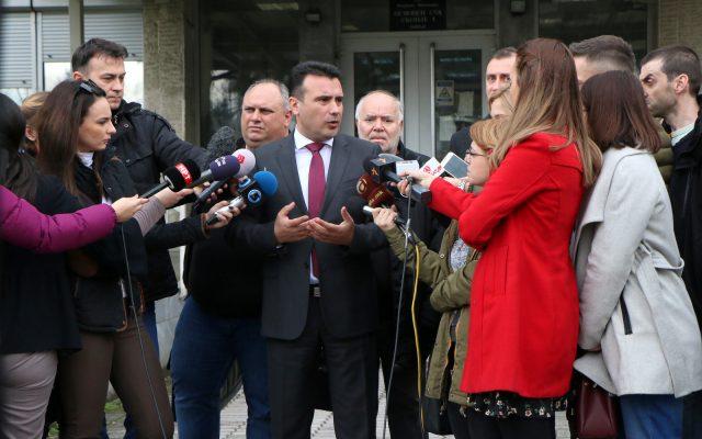 Заев: На Македонија и треба сериозна Антикорупциска комисија која вистински ќе се бори со слабостите на системот,