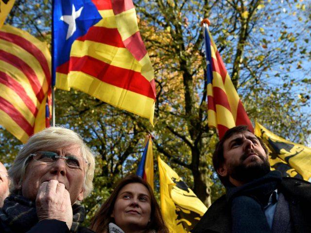 Десетици илјади Каталонци бараа формирање сепаратистичка влада