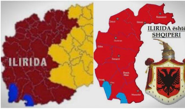 Движење за Илирида: Или Законот за албански јазик, или федерализација!