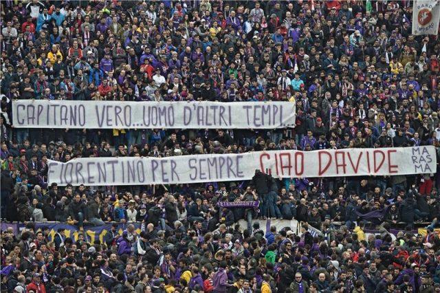 Победа на Јувентус, Фиорентина се прости од капитенот