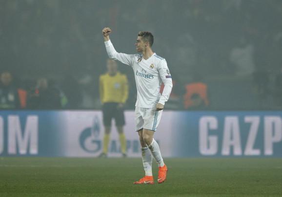 Реал го победи ПСЖ и во Париз