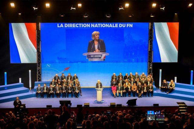 Лепен со Националниот сојуз сака да го продолжи подемот на крајната десница