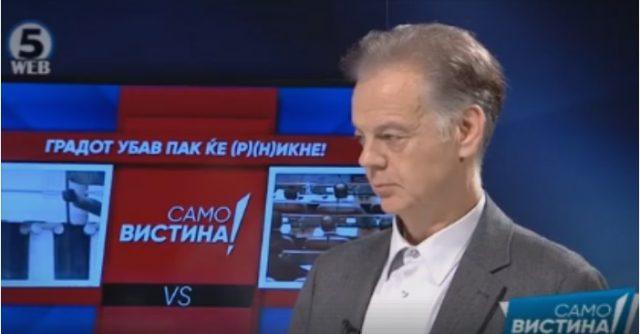 Грчев: Историското ВМРО е фашистичко, македонскиот народ создаден во '45-та