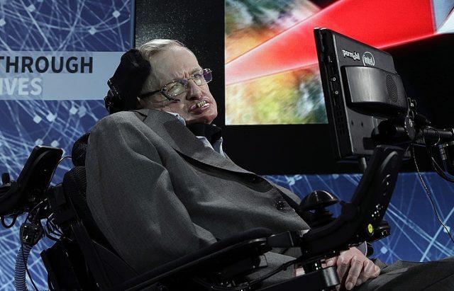 Стивен Хокинг – човек на силата, знаењето и хуморот