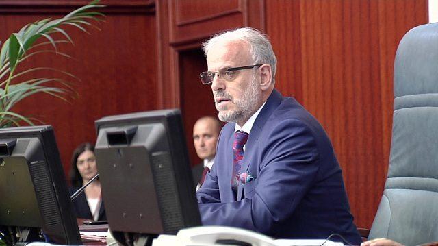 ВМРО-ДПМНЕ ќе учествува на седницата за Законот за јазици, Џафери не кажува дали ќе ги ставни нивните амандмани