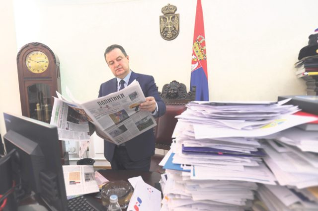 Дачиќ гарантира дека уште држави ќе ги повлечат признавањето на Косово