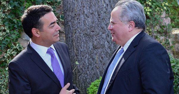 Димитров и Коѕијас во нов обид за решавање на преостанатите спорни прашања