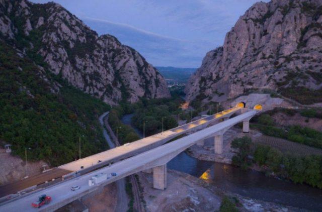 Конечно ќе се пушти во употреба автопатот Демир Капија-Смоквица