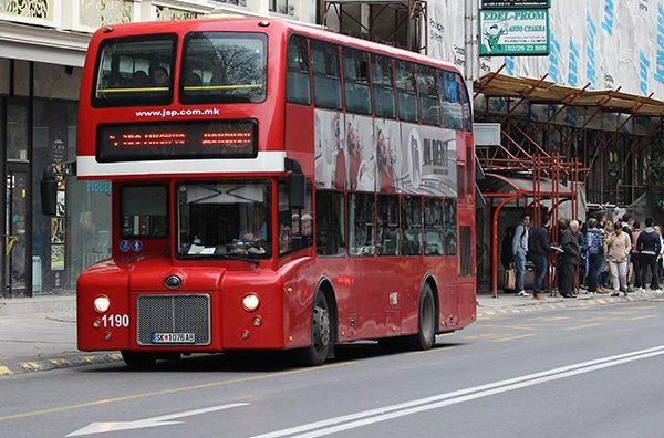 Помлада жена нападната во градски автобус