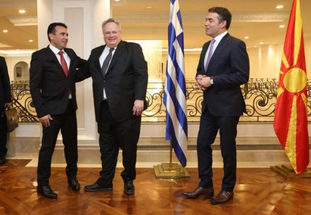 Отфрлени кривичните пријави од Светскиот Македонски Конгрес против Заев и Димитров