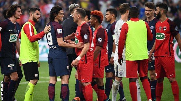 ПСЖ по 12-ти пат го освои Купот на Франција