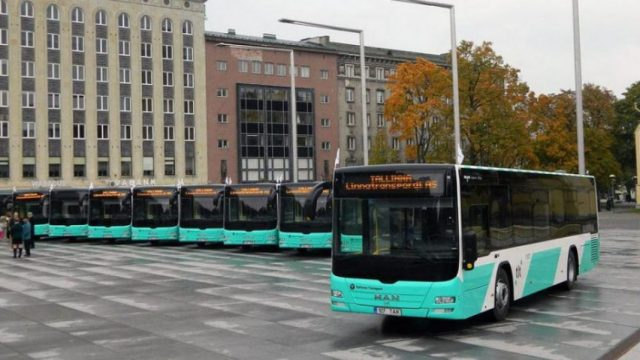 Естонија ќе стане првата земја со целосно бесплатен јавен превоз
