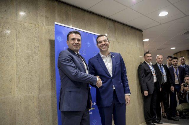 За новиот предлог Заев прво ќе ги информира претседателот Иванов и лидерите на партиите