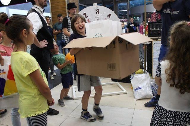 Денови на семејни игри во Капитол мол