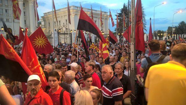 Македонија се менува, ништо повеќе нема да биде како порано