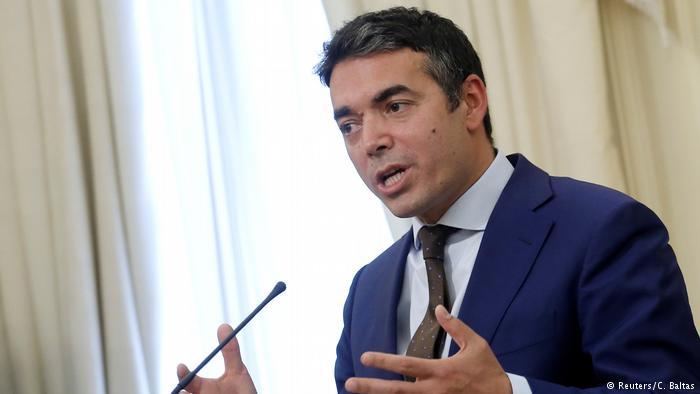 Димитров: Алијансата ќе ги штити македонските граници