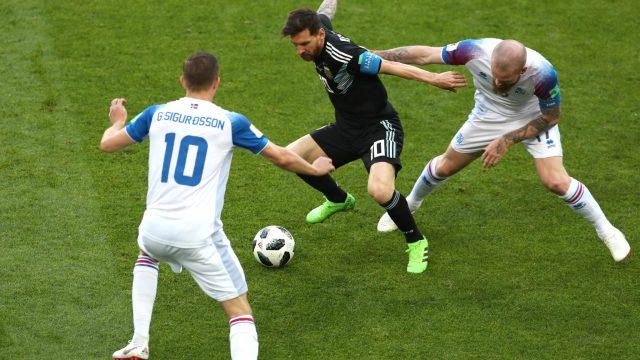 Исланд ремизираше со Аргентина, Меси не реализираше пенал