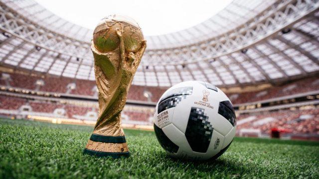 Официјални топки на светските фудбалски првенства