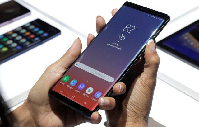 Во Њујорк претставен смартфонот Samsung Galaxy Note 9