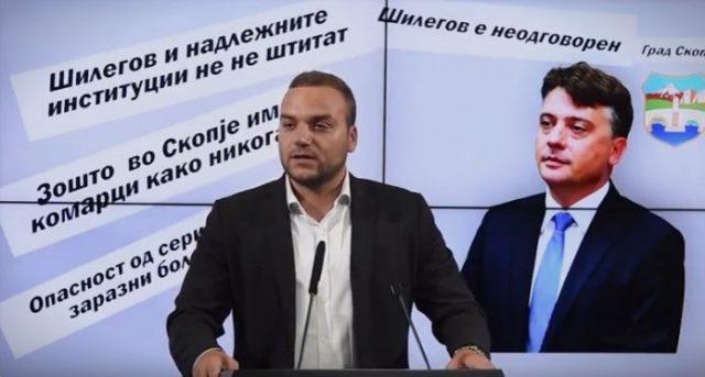 Кепевски: Доколку се вршеа прскањата Скопје немаше да се претвори во зона на масовно цицање крв