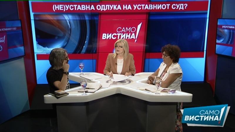 (Видео) Граѓаните останаа единствени чувари на уставноста