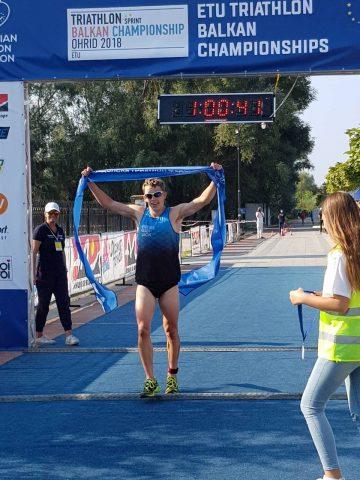 Охрид блесна викендов за време на ЕТУ Балканското првенство во триатлон