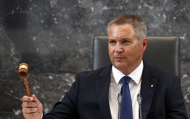 Шефот на парламентот на Словенија ги осуди ЕК и Јункер поради ставот за арбитражата со Хрватска