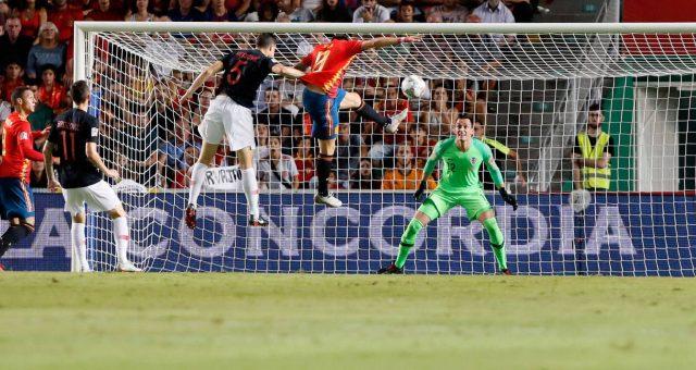 """""""Фуријата"""" се истури врз светскиот вицепрвак: Шпанија – Хрватска 6:0"""