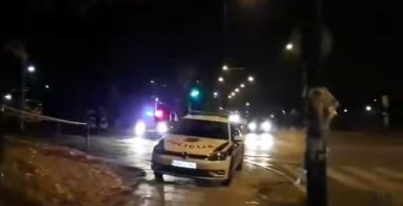 Крадци на автомобили убиле полицаец во Сараево