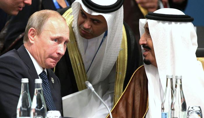 Русија и Саудиска Арабија целосно го контролираат светскиот нафтен пазар – цените ќе растат постојано