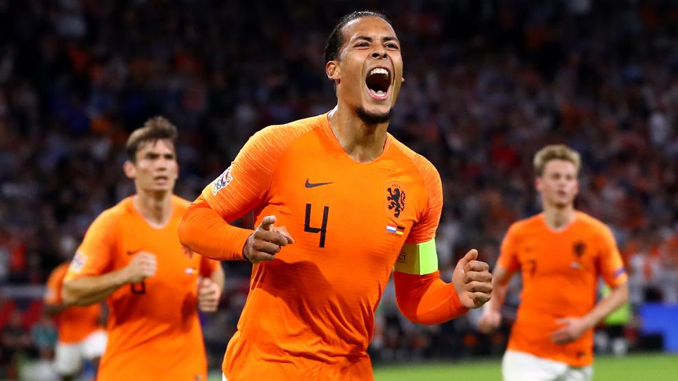 Холандија ја декласираше Германија, Гибралтар за историјата