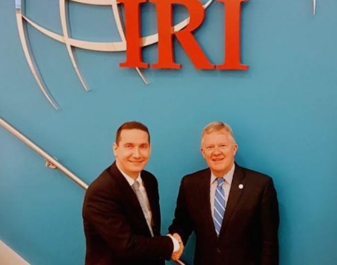 ВМРО-ДПМНЕ продолжува силна соработка со САД и ИРИ