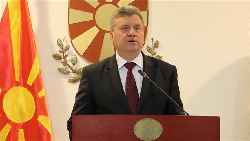 Честитка од претседателот Иванов по повод Денот на народното востание