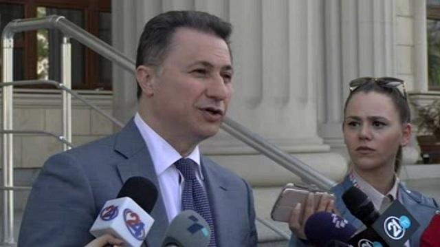 Груевски доби азил: Кој добива, а кој губи?
