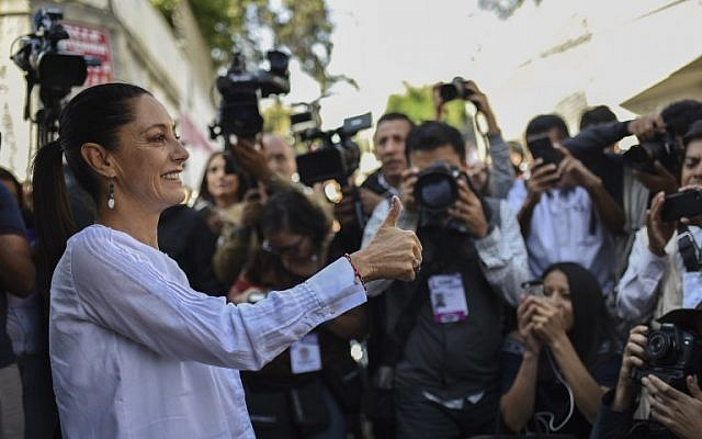 Мексико Сити ја доби првата жена градоначалник