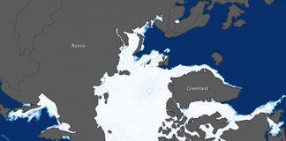 Арктичкиот мраз во 2014